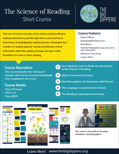Download a printable brochure about the course!